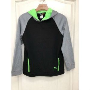 Head Youth Hoodie Sweatshirt Size 10-12
